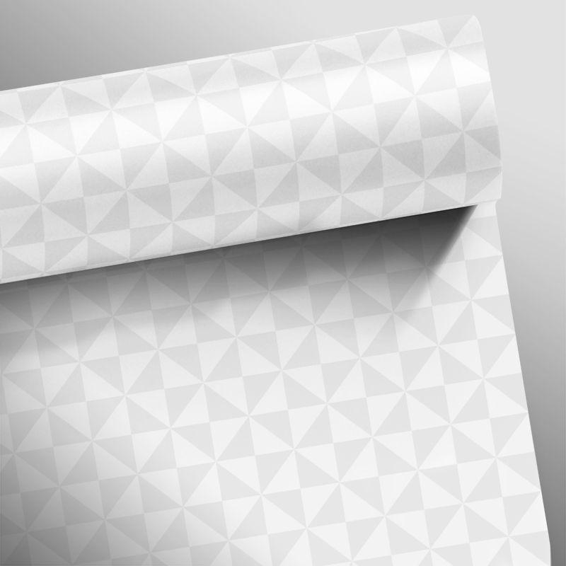 Queima de Estoque - Papel de Parede Delta Soft Várias Cores  - TaColado