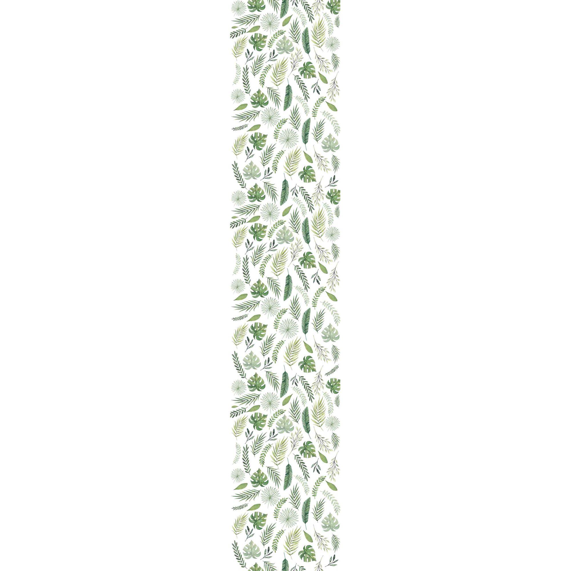 Papel de Parede Floral Delicato  - TaColado