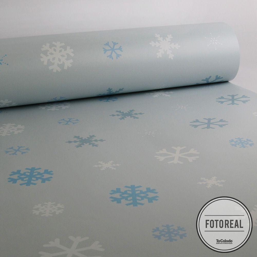 Queima de Estoque - Papel de Parede Frozen  - TaColado
