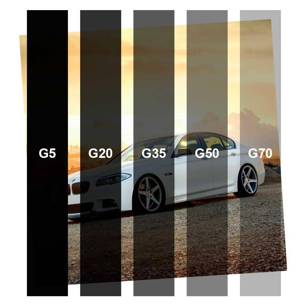 Película Solar Grafite G05 0,50m  - TaColado