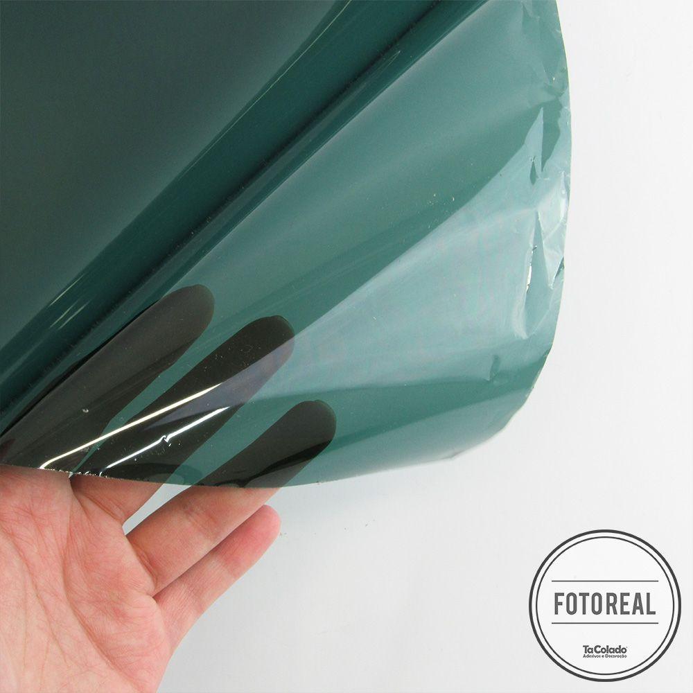 Película Solar Natural Verde G20 1,52m  - TaColado