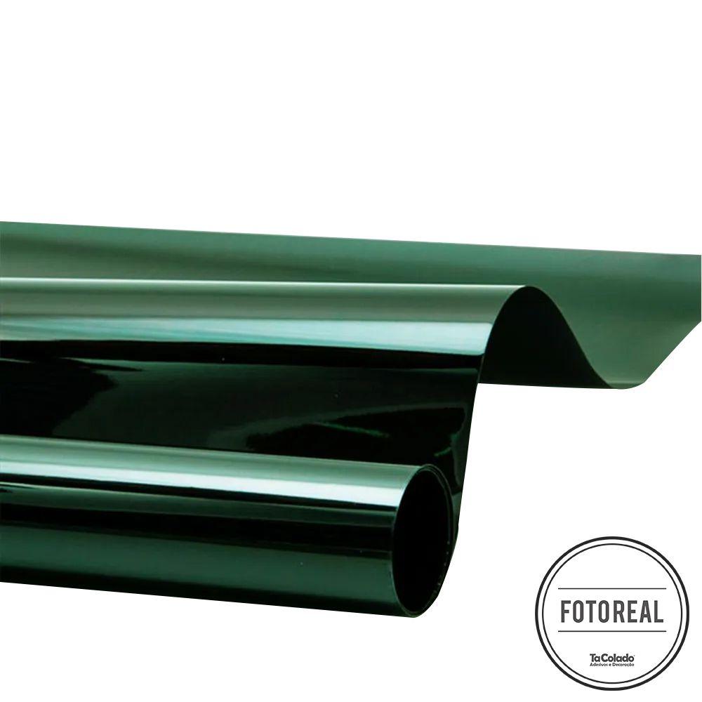 Película Solar Titanium Verde G05 0,50m  - TaColado