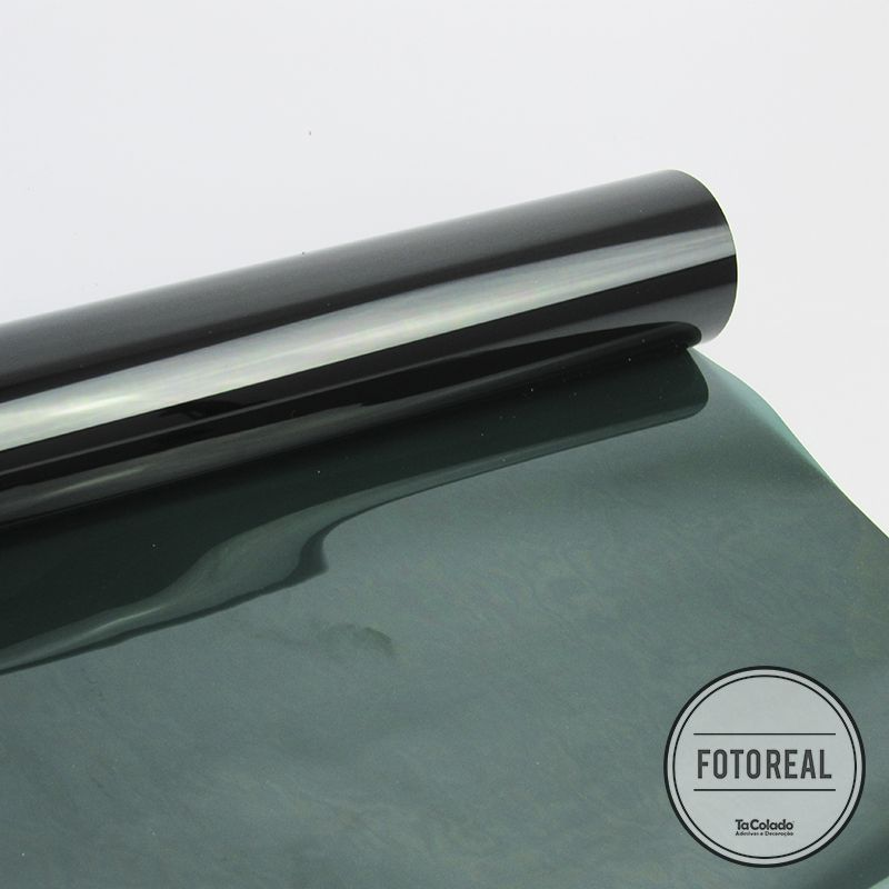 Película Solar Verde Oliva G35 0,50m  - TaColado