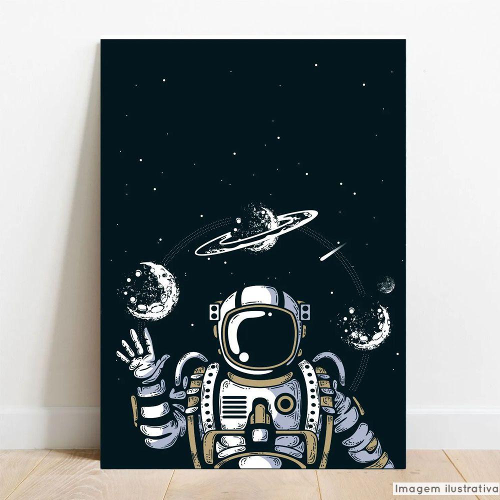 Placa Decorativa Apolo  - TaColado