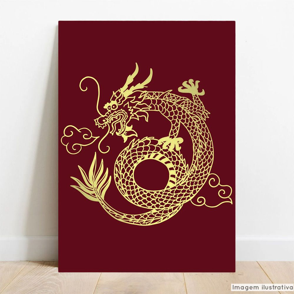 Placa Decorativa Japanese  - TaColado