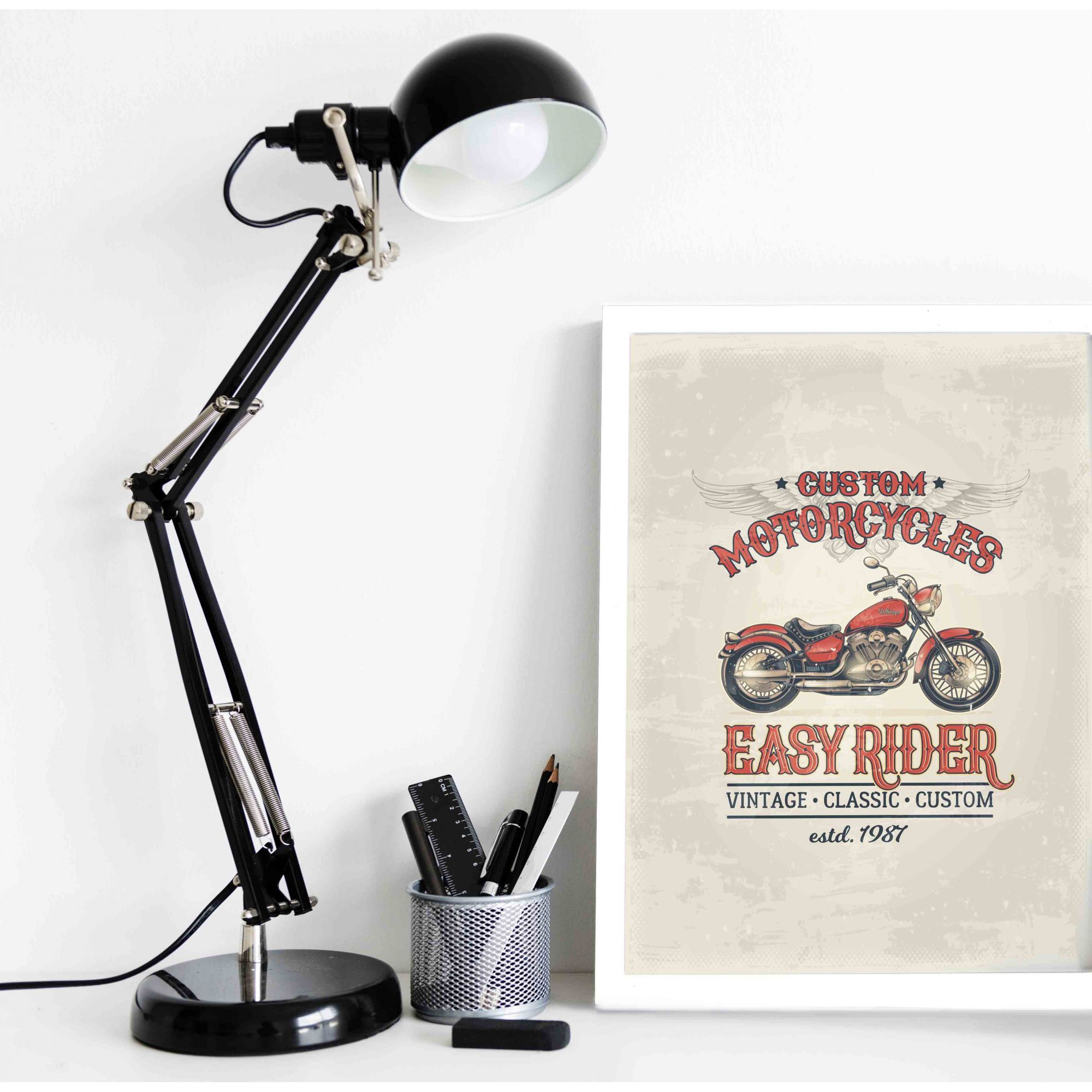 Quadro Decorativo Easy Rider