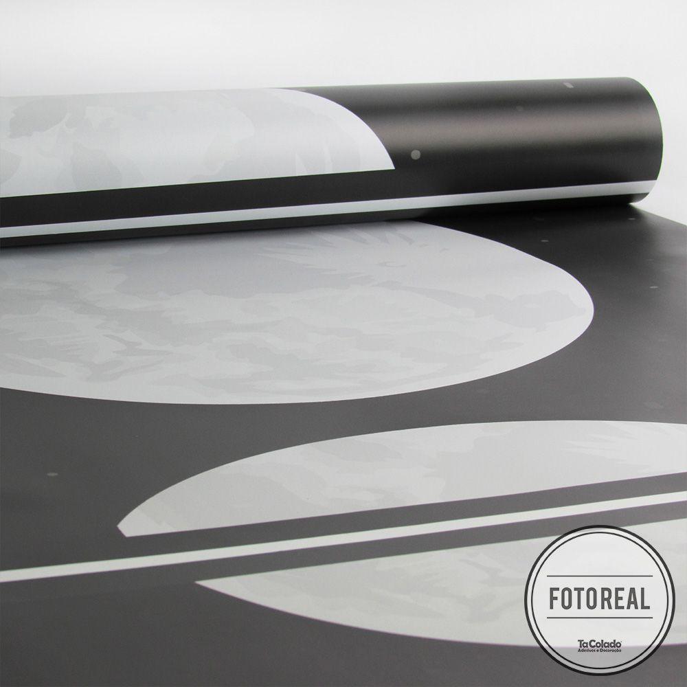 Queima de Estoque - Painel Adesivo Lua  - TaColado