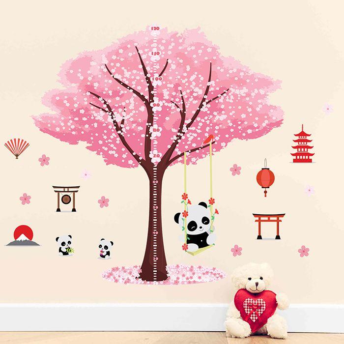 Queima de Estoque - Régua de Crescimento Infantil Cerejeiras  - TaColado