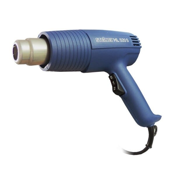 Soprador Térmico Steinel HL 520 Serigráfico - Bivolt  - TaColado