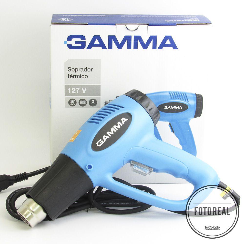 Soprador Térmico Gamma 1500 - 110/220V  - TaColado