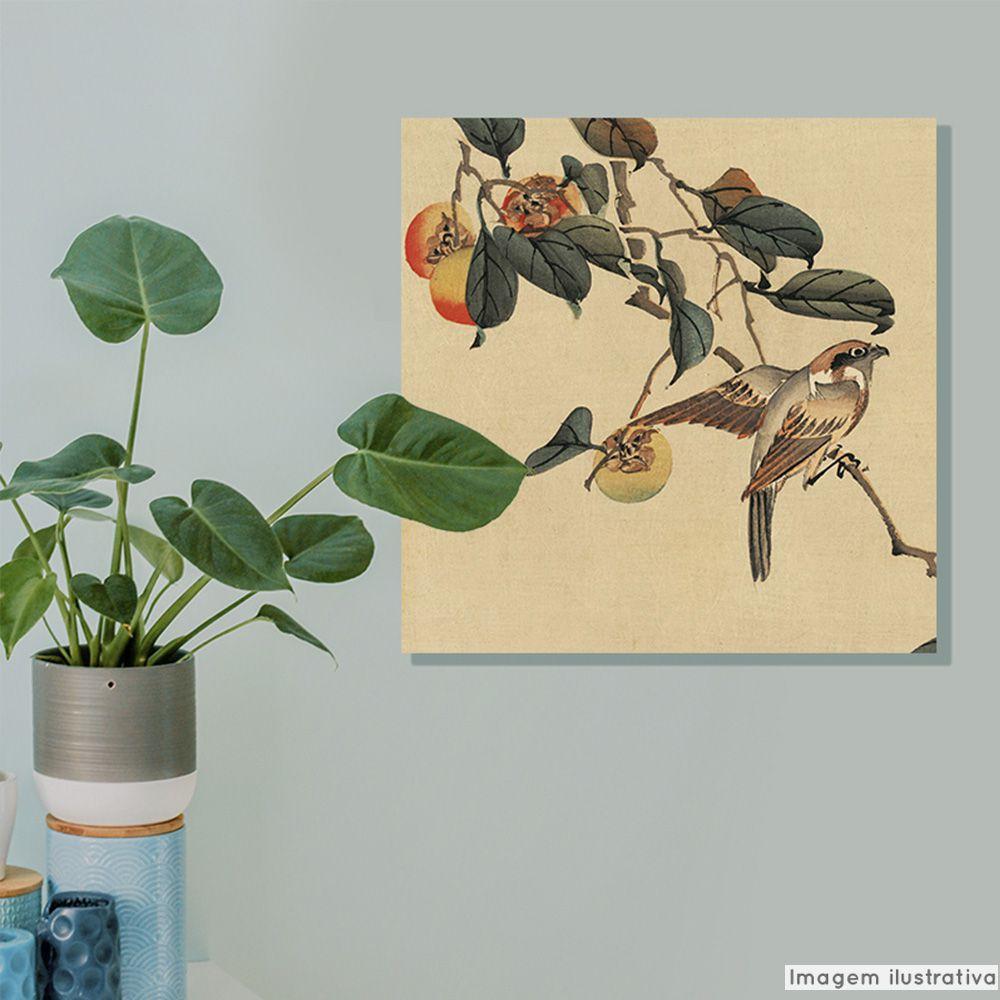 Tela Decorativa Bird  - TaColado