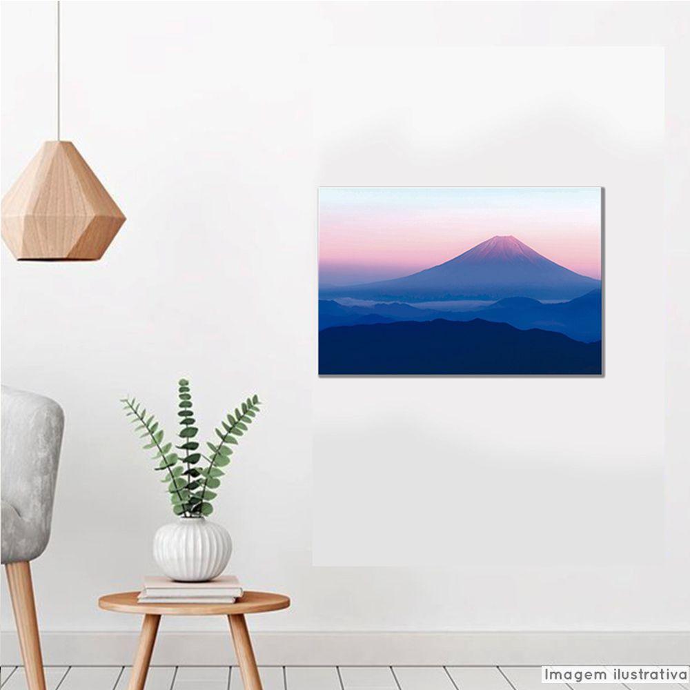 Tela Decorativa Fuji  - TaColado