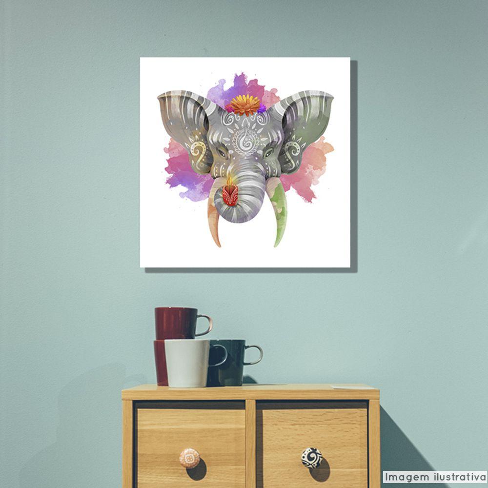 Tela Decorativa Ganesh  - TaColado