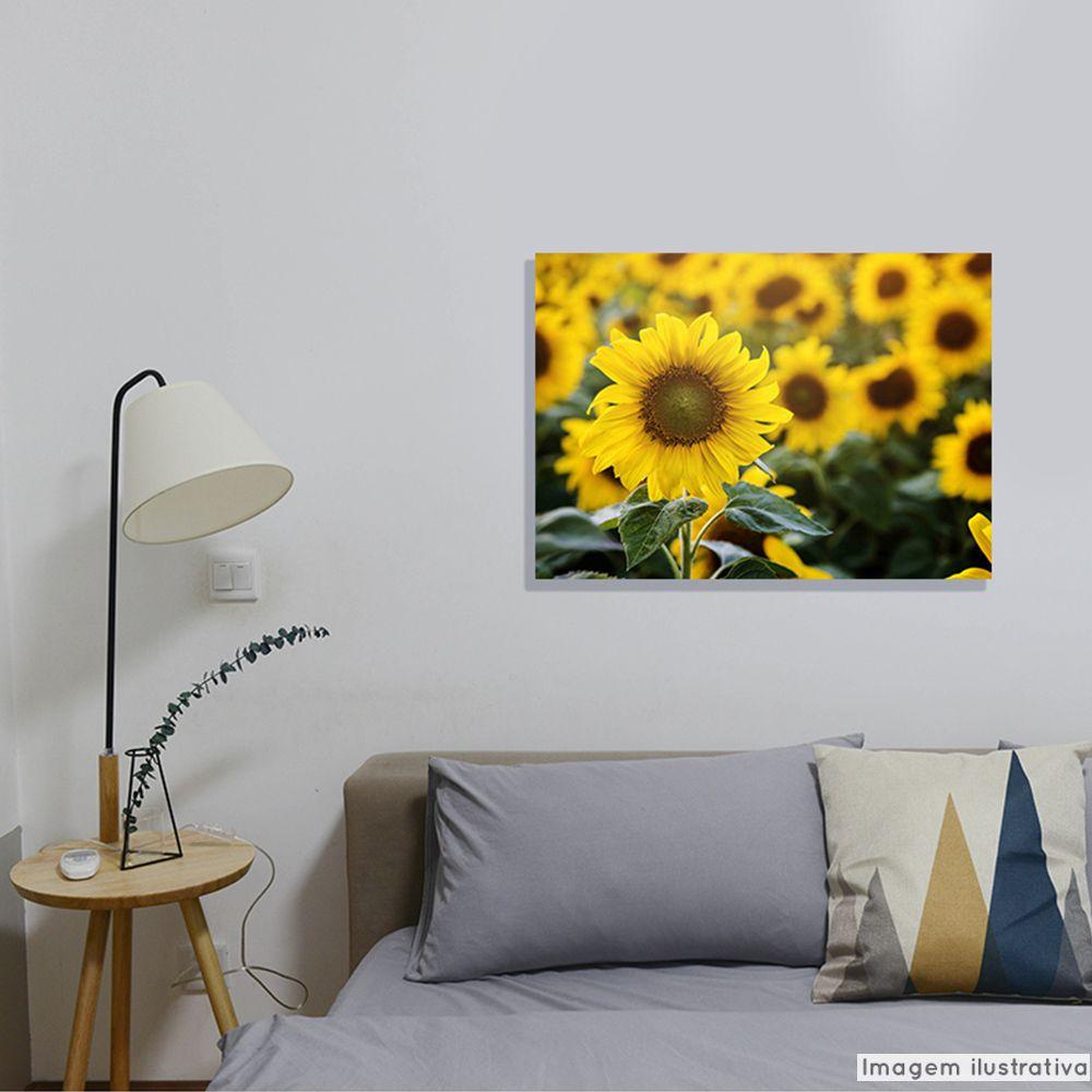 Tela Decorativa Sun Flower  - TaColado
