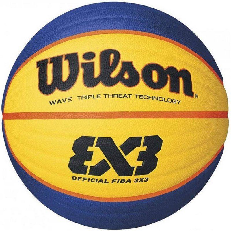 Bola Basquete Wilson Oficial Fiba 3X3