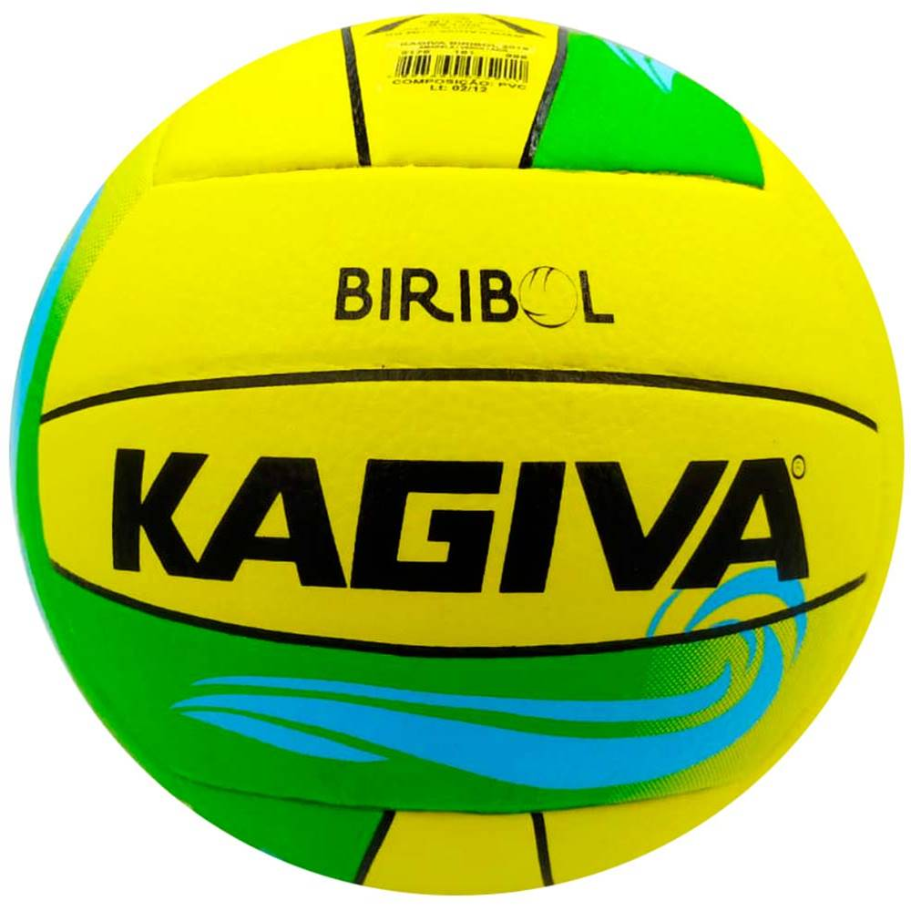 Bola Biribol Kagiva Oficial Volei Piscina