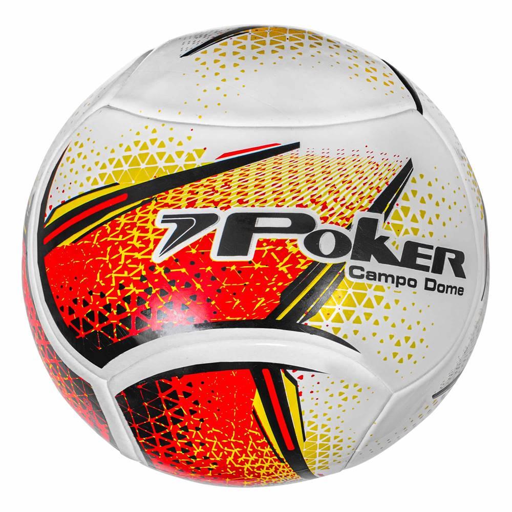 Bola de Futebol Campo Poker Dome