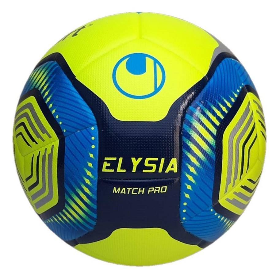 Bola De Futebol Profissional Campo Uhlsport Elysia Match Pro