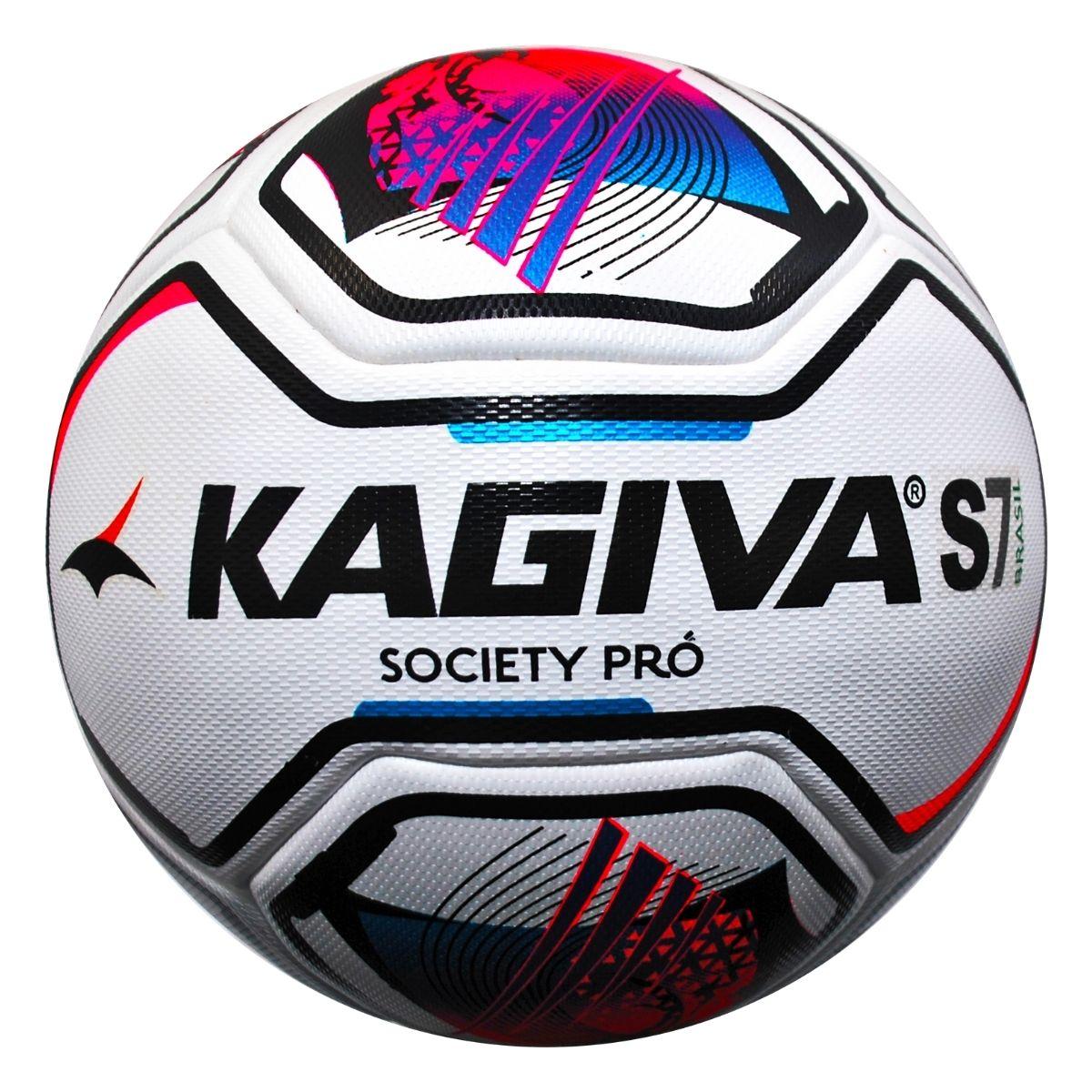 Bola Futebol Society kagiva S7 Brasil Pro