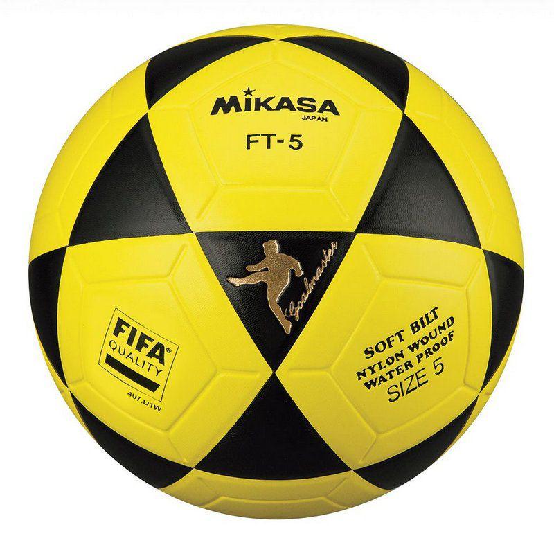 Bola Futevôlei Mikasa Fifa Ft5 Amarelo