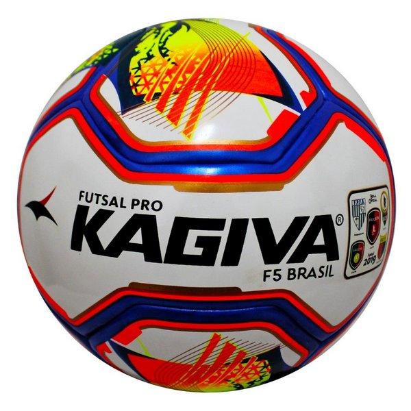 Bola Futsal Kagiva Profissional F5 Brasil 2019