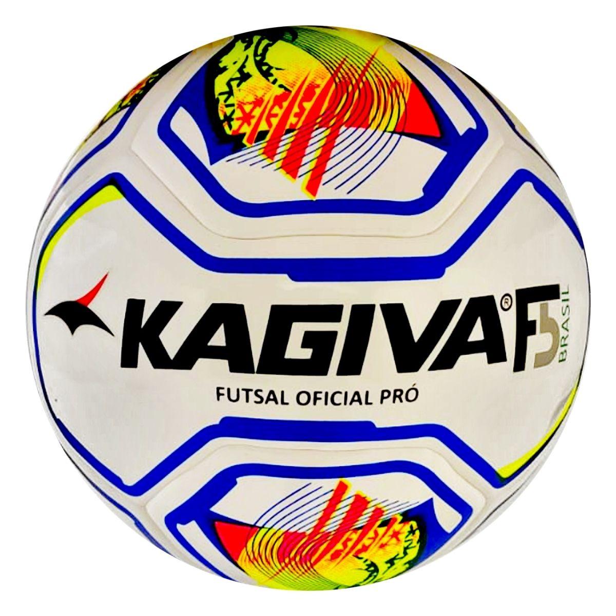 Bola Futsal Kagiva Profissional F5 Brasil 2021