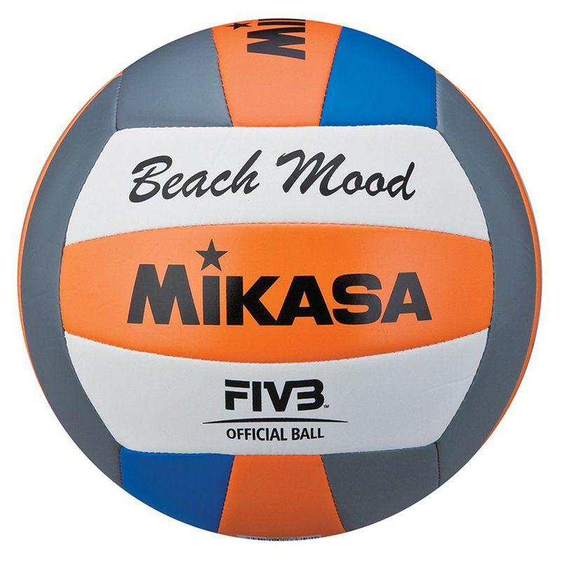 Bola Vôlei de Praia Mikasa VXS BMD Laranja
