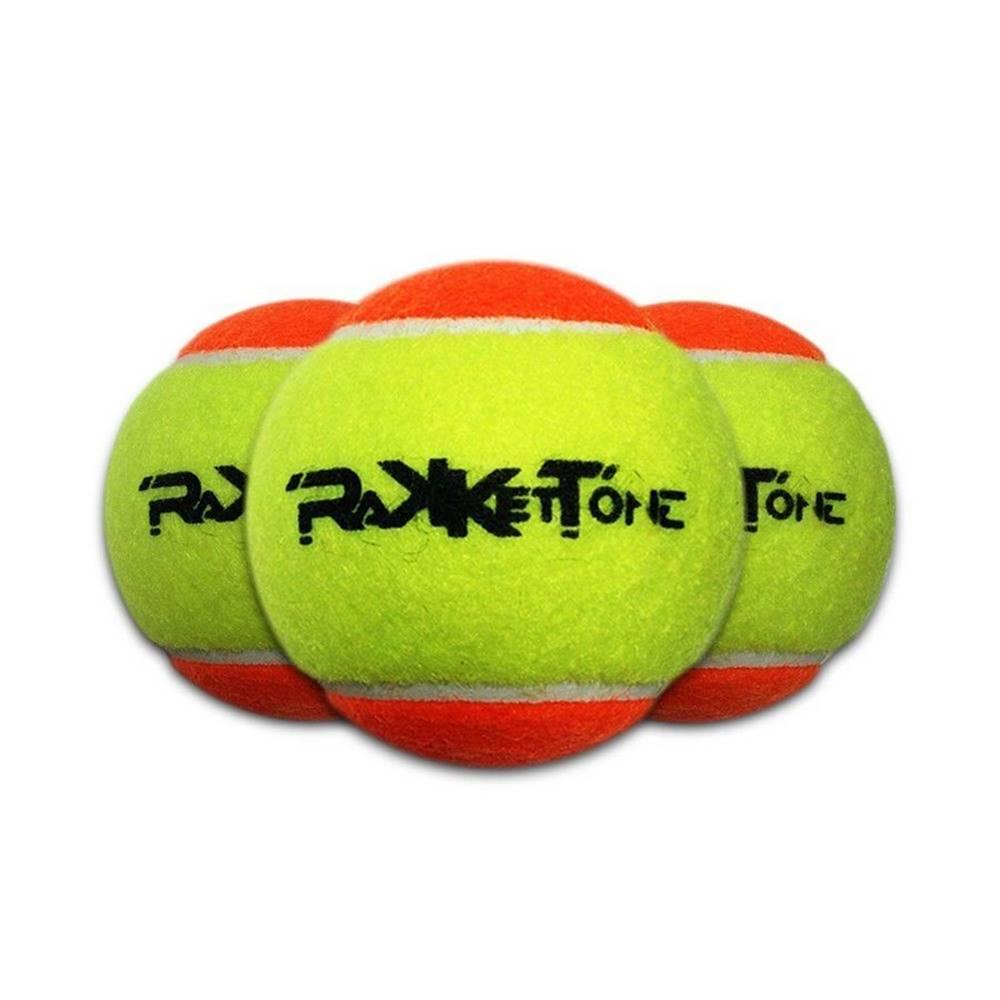 Bolas de Beach Tennis Rakkettone 3 Unidades
