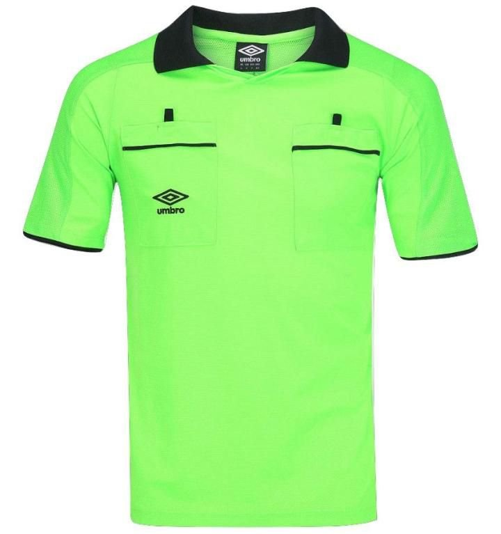 Camisa Árbitro Umbro Verde