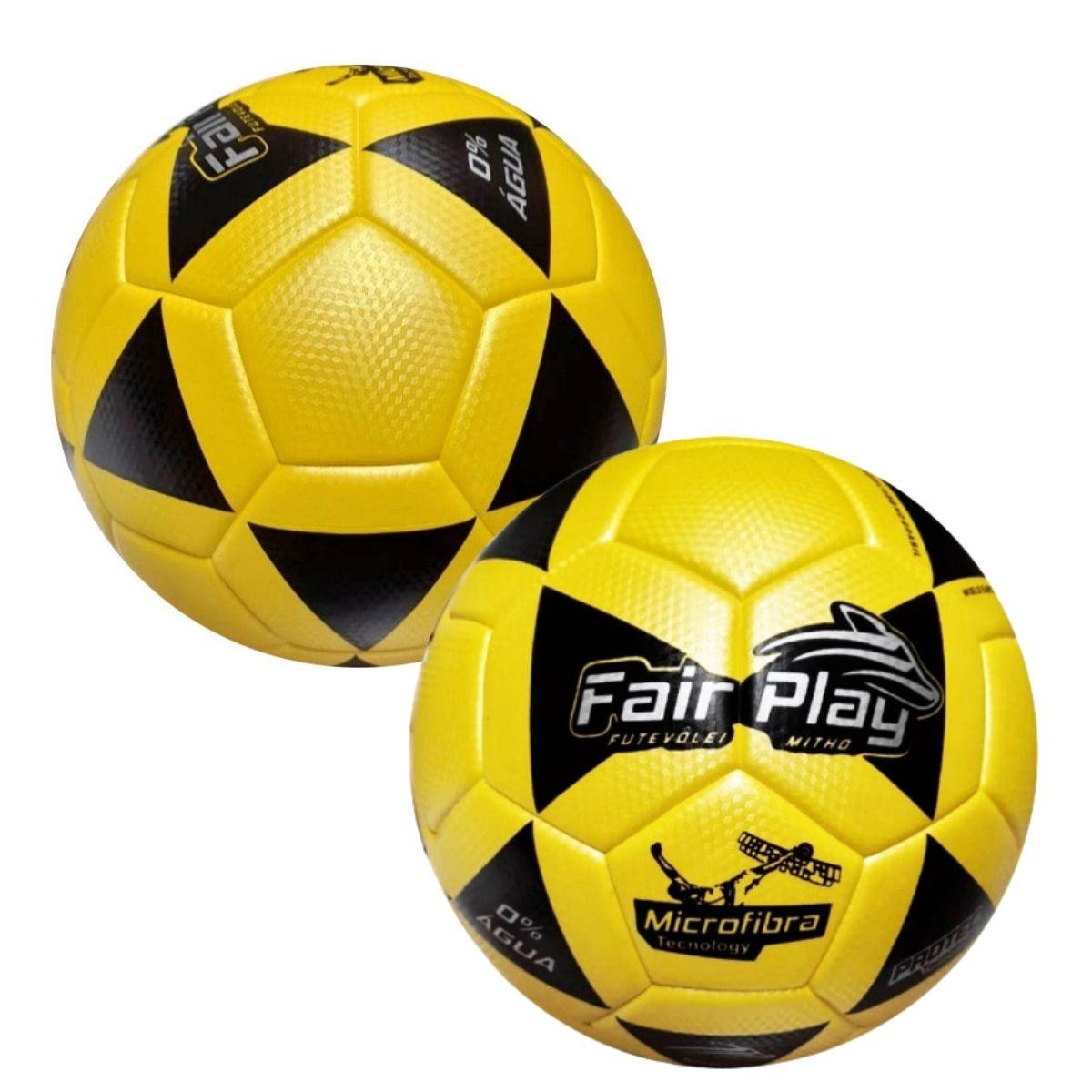 Kit 2 Bolas de Futevôlei Fairplay Mitho FT