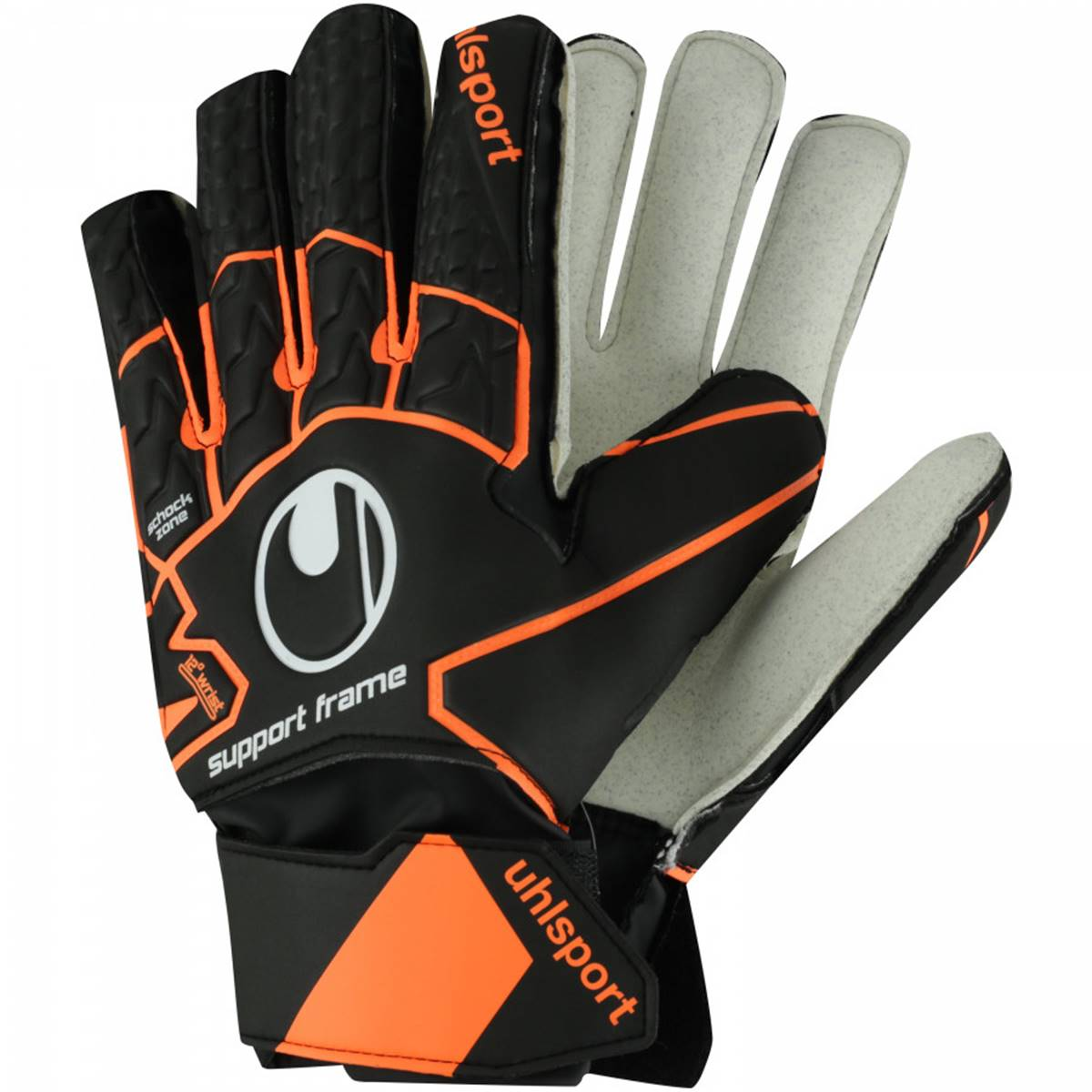 Luva Goleiro Society Uhlsport Soft Resist SF