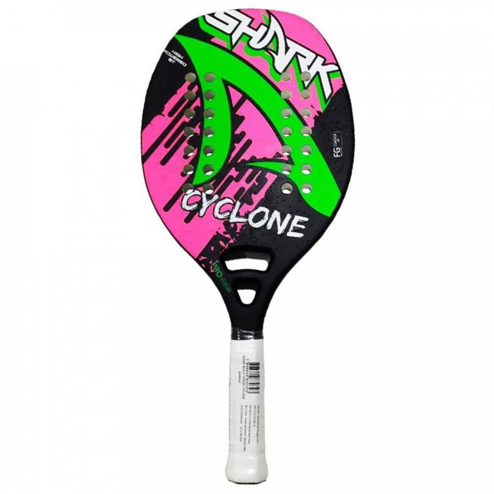 Raquete de Beach Tennis Shark Cyclone 2020