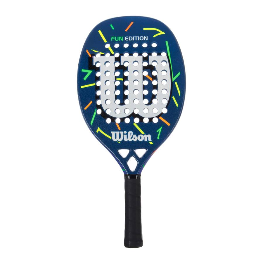 Raquete de Beach Tennis Wilson Fun Edition