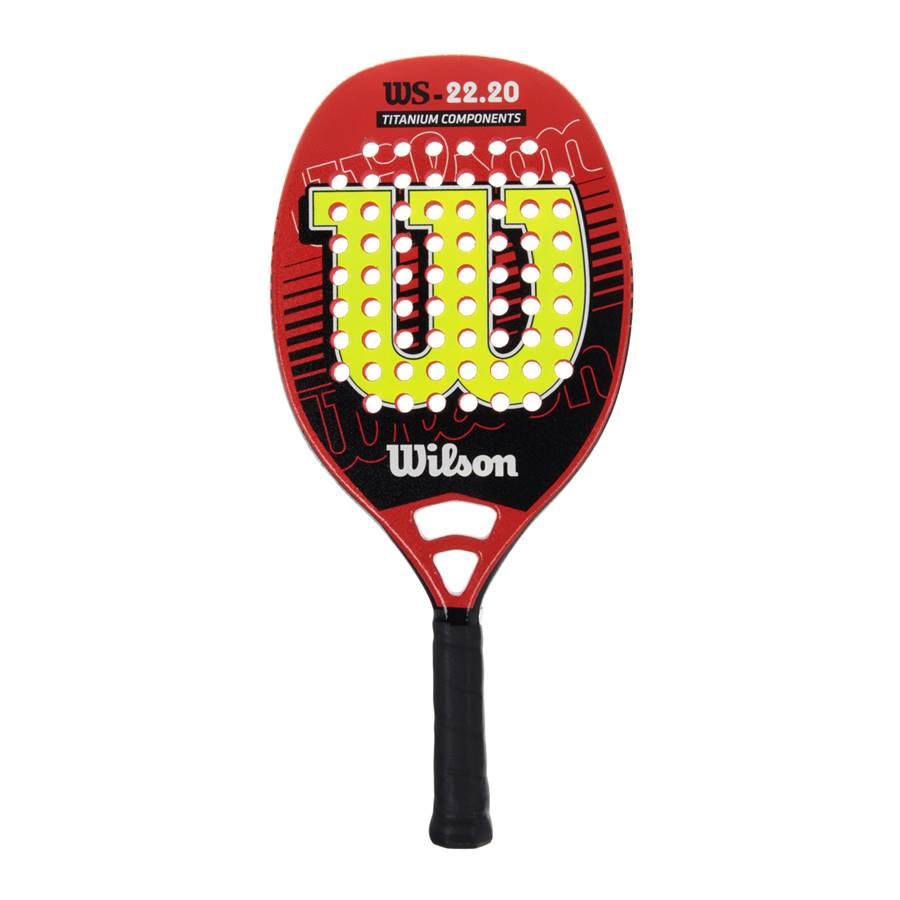 Raquete de Beach Tennis Wilson Titanium2 Ws 22.20