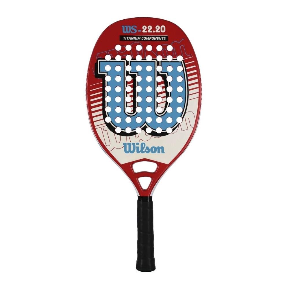 Raquete de Beach Tennis Wilson Titanium Ws 22.20