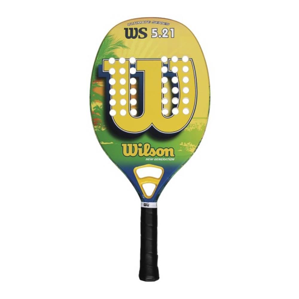 Raquete de Beach Tennis Wilson Ultimate Series Ws 5.21