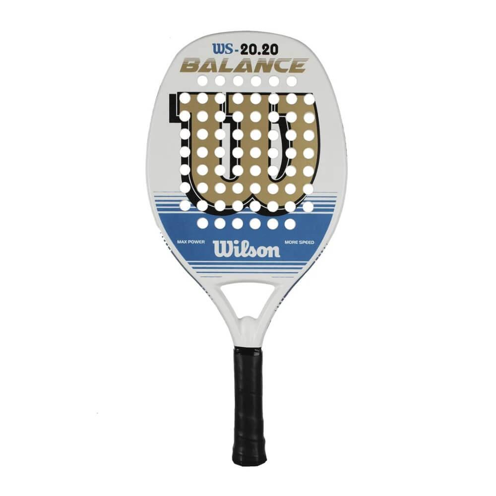 Raquete de Beach Tennis Wilson WS 20.20 Balance