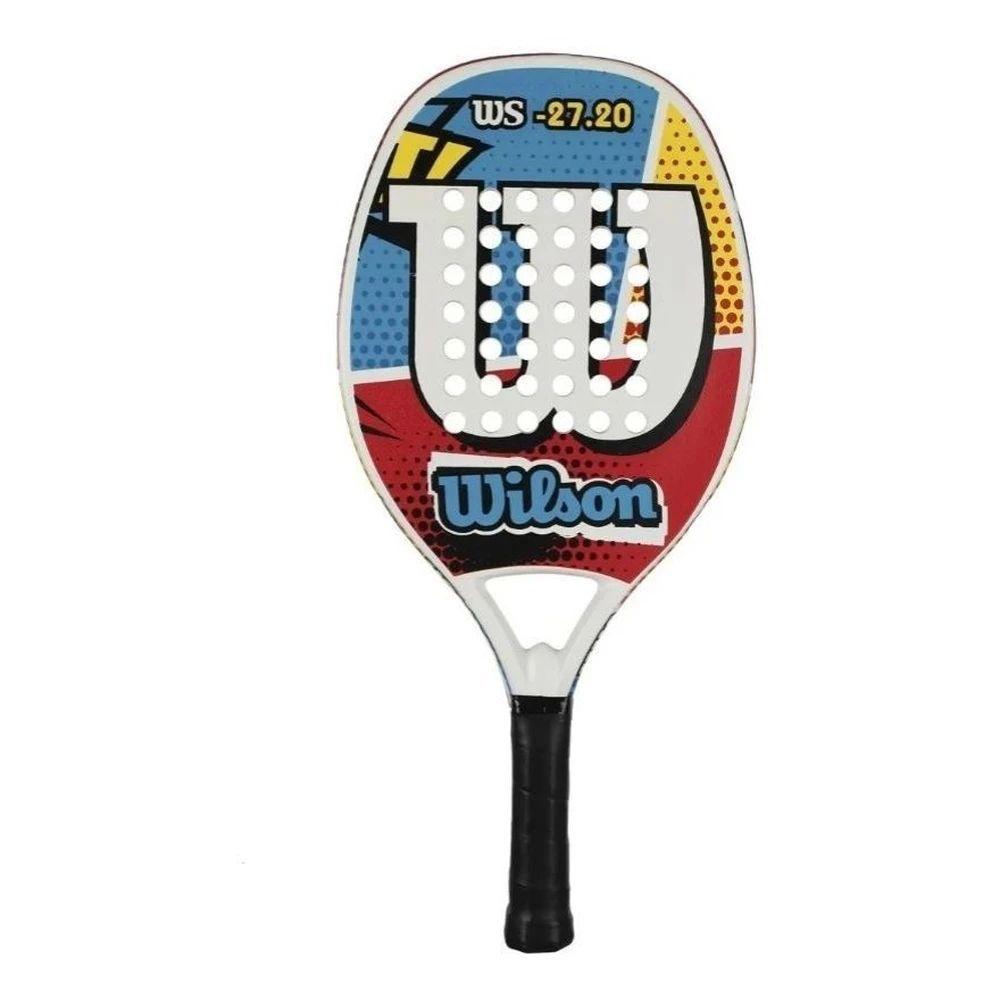 Raquete de Beach Tennis Wilson WS 27.20