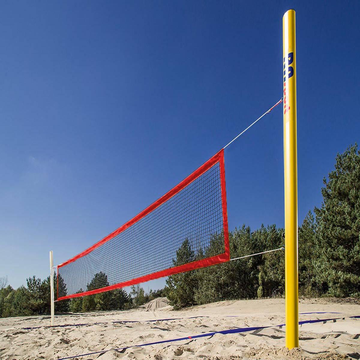 Rede De Beach Tennis Profissional Redesport 4 Faixas