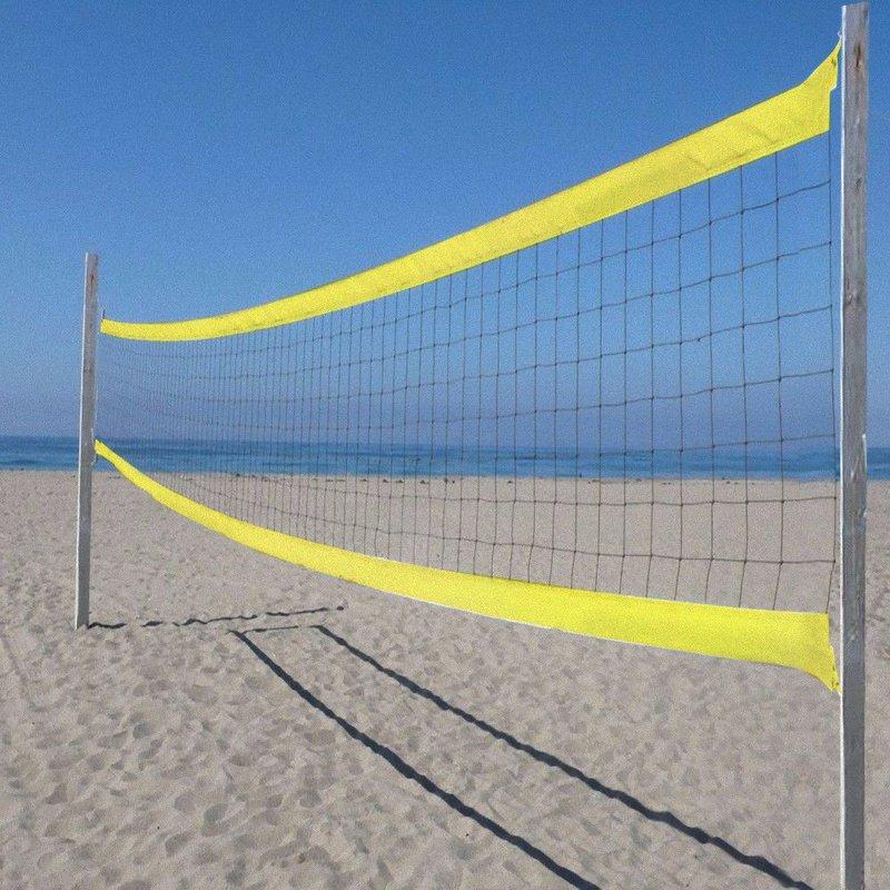Rede Vôlei de Praia Profissional 8,50 m 2 Faixas