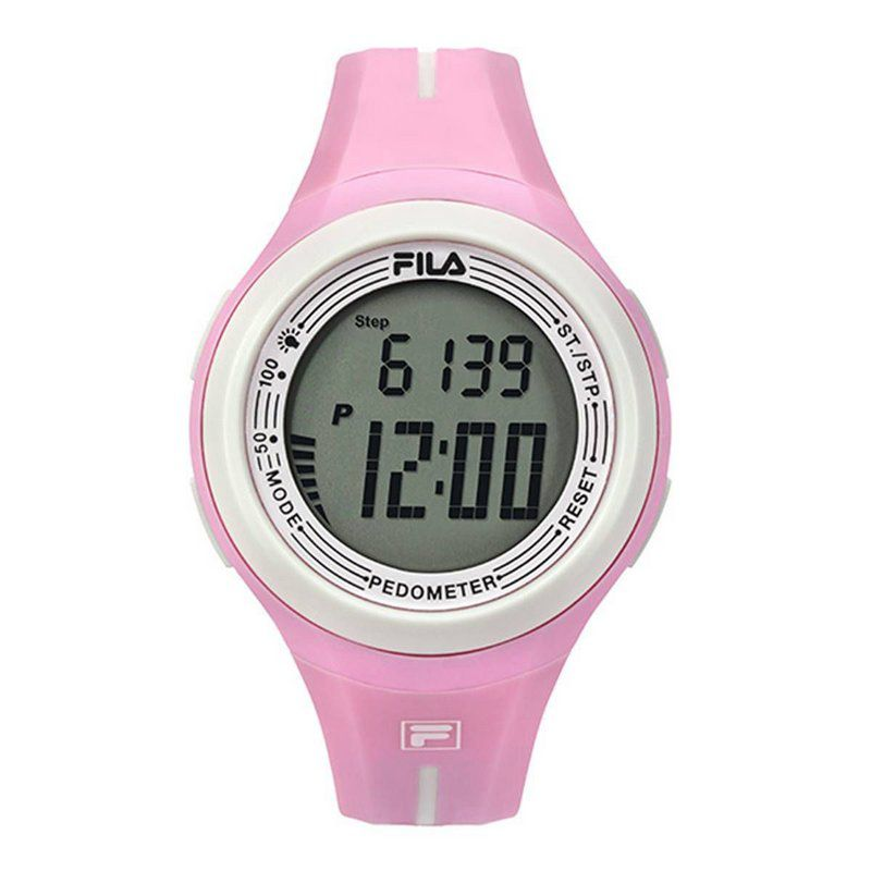 Relógio Fila Pedometro Active Rosa