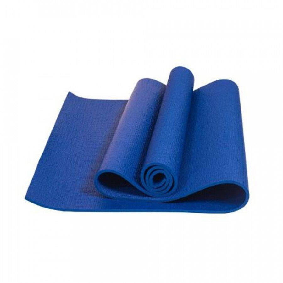 Tapete Ginastica Yoga Kap Poker Azul