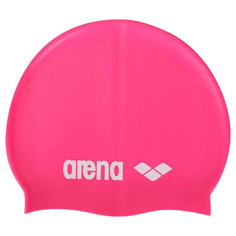 Touca Arena Classic Silicone Rosa