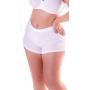 Boxer feminina em algodão - Lua