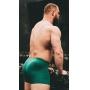 Boxer microfibra mais alta e comprida - Cores lisas - Will