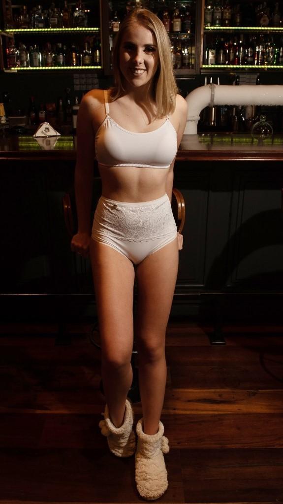 Conjunto de lingerie conforto em microfibra
