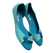Sandália Belinha Azul Tiffany