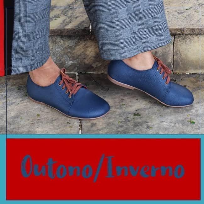 Sapato Oxford Norma Lee