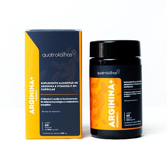 Arginina + Vitamina C