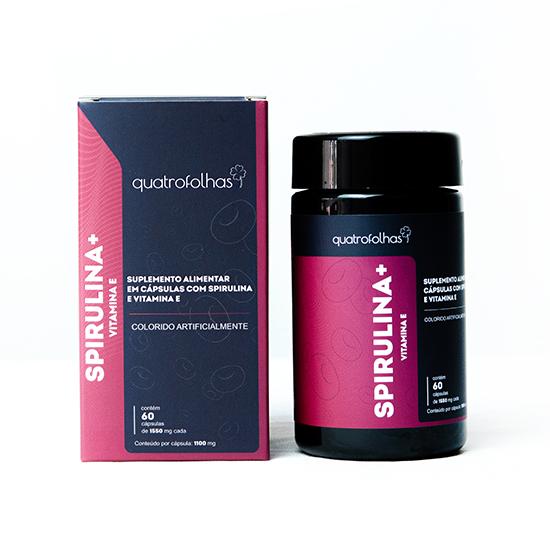Spirulina + Vitamina E